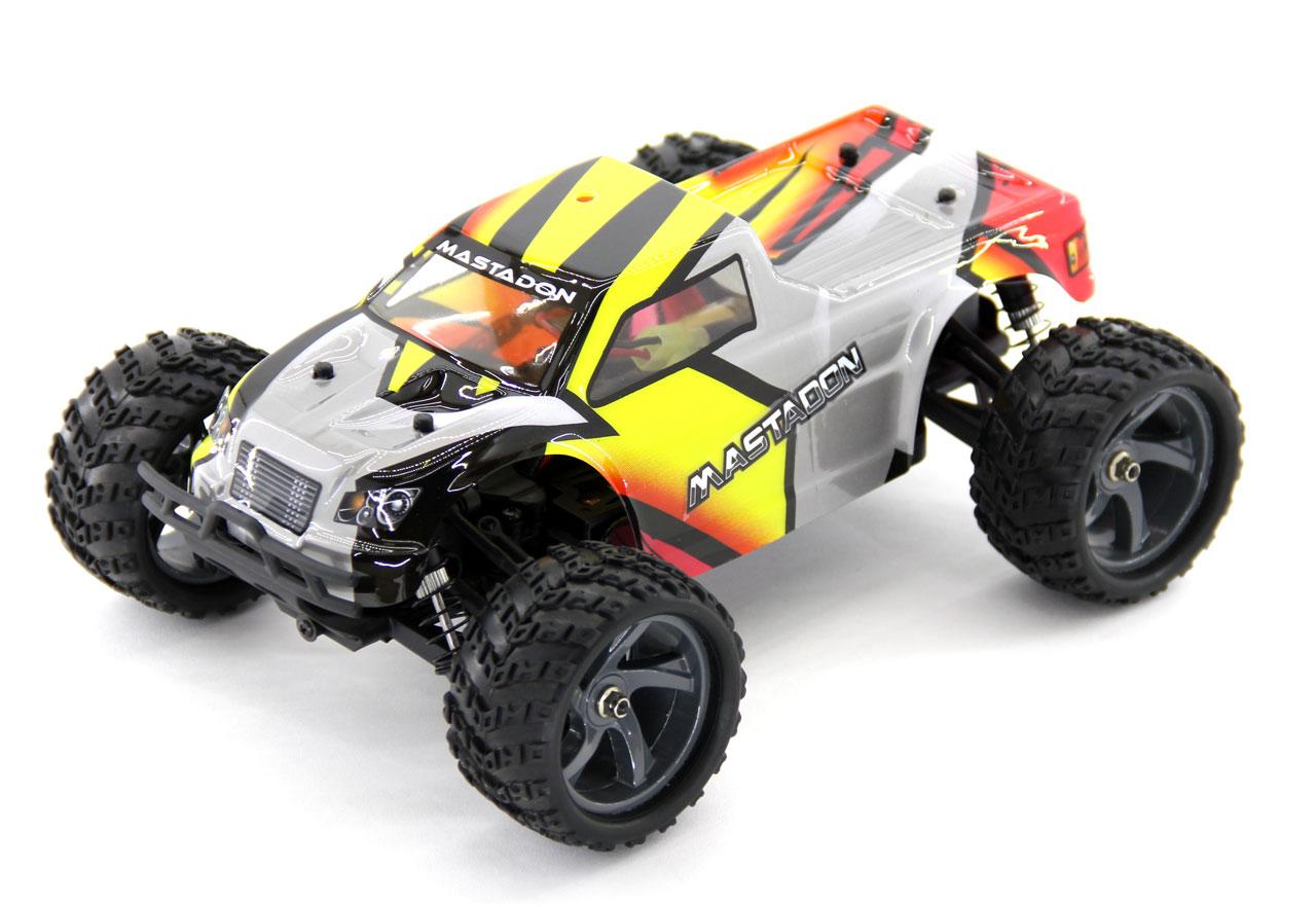 Монстр  1/18 4WD Электро - Mastadon RTR
