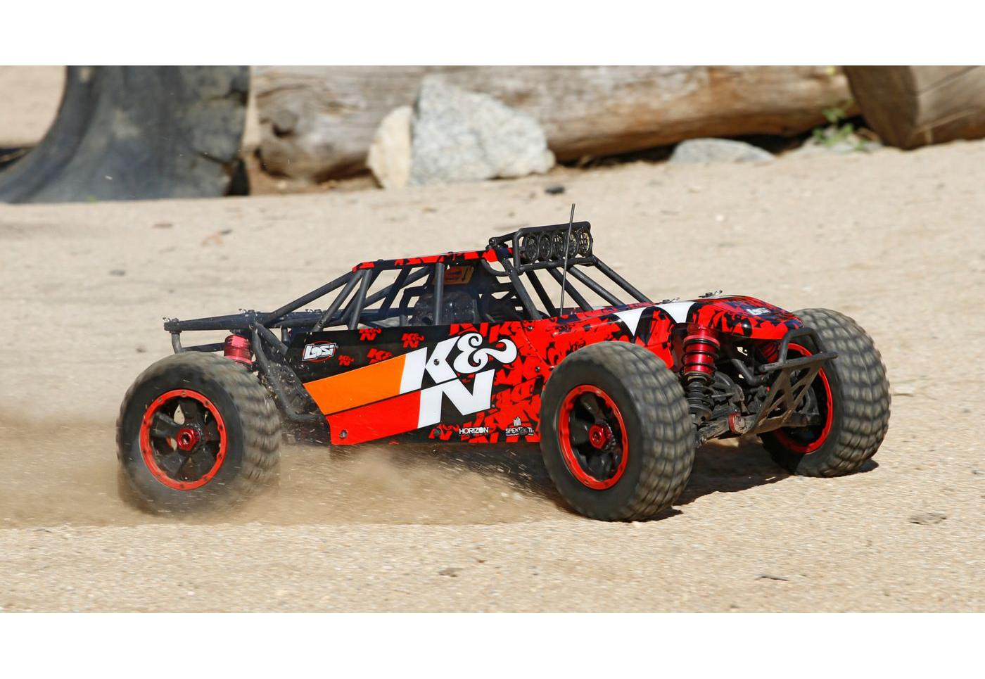 Losi kn desert buggy xl (2016) 1:5 4wd buggy rtr