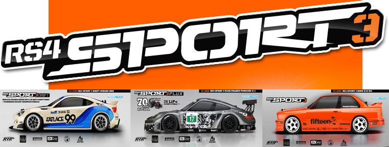 HPI RS4 Sport 3
