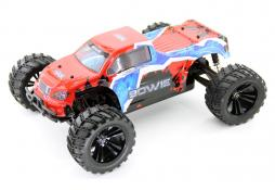 ������ 1/10 4WD ������� - Iron Track Bowie RTR, �����������, ����������� � �/�
